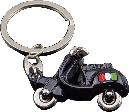 AMA-StarUK36 Llavero de Bicicleta eléctrica 3D para Mujer de ...