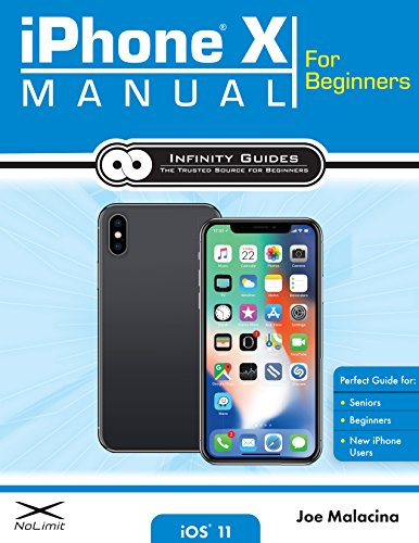 iPhone X Manual for Beginners...