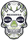 Applied Icon, NFL Seattle Seahawks Large Skull Primary Decal