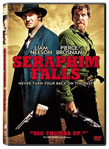 Seraphim Falls Pierce Brosnan, Liam Neeson, Angie Harmon, Anjelica Huston, Xander Berkeley, Ed Lauter, Tom Noonan, Michael Wincott, Robert Baker