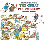 [(Richard Scarry's the Great Pie Robbery and Other Mysteries )] [Author: Richard Scarry] [Jan-2009]