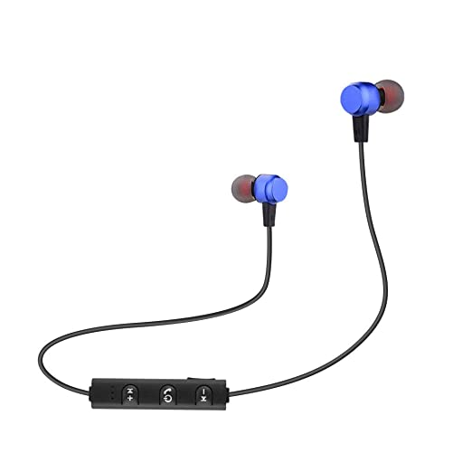 SamMoSon 2019 Gaming Inalambricos Auriculares con Microfono,Auriculares Inalámbricos Bluetooth Auriculares Deportivos con Auriculares Estéreo para Teléfonos ...