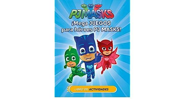 ¡MEGA JUEGOS PARA HEROES PJ MASKS!: LA PANADERIA: 9786073161541: Amazon.com: Books
