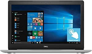 "Inspiron Laptop, Dell 2019 Flagship 15.6"" Full HD Touchscreen Inspiron 15 5000, Intel Quad-Core i7-8550U, 16GB DDR4, 512GB PCIe SSD, 1TB HDD, 802.11ac Bluetooth 4.2 MaxxAudio Win 10"