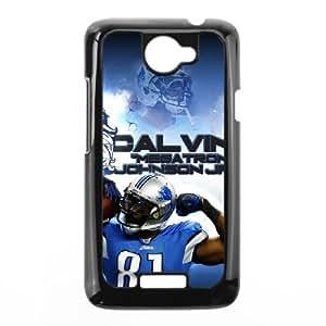 Detroit Lions HTC One X Cell Phone Case Black persent zhm004_8467294