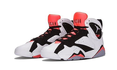 hot sale online 988e3 99a33 kids jordan retro 7 white white black hot lava Nike SB Captain America High  ...