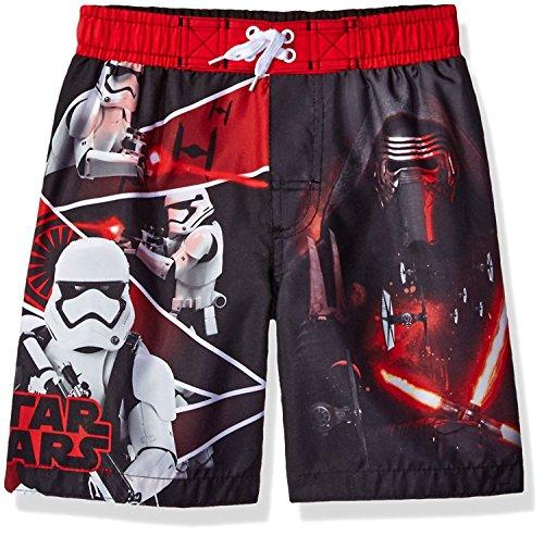 de2abbc922 ... Star Wars Boys Swim Trunks Swimwear (Toddler/Little Kid/Big Kid) ...