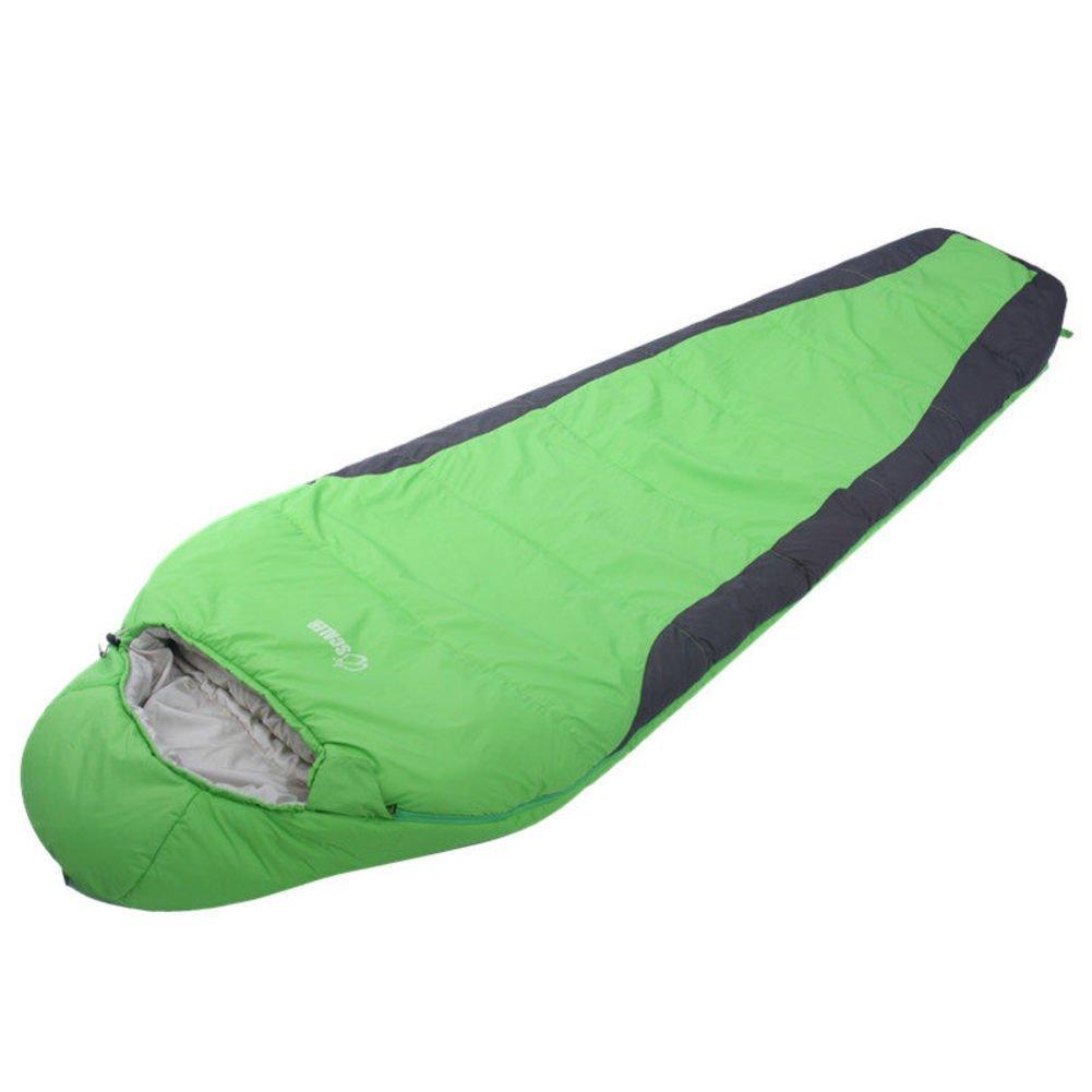Außen Baumwolle Schlafsack/Camping/Picknick/Familienkosten/Mumienschlafsack/Einzelschlafsack zu warm halten