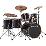 Tama Superstar Classic 7-Piece Shell Pack - Tangerine Lacquer Burst 1