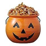 Jack O Lantern Ceramic Halloween Treat Bowl