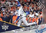2017 Topps Now - Topps Online Exclusive Tie Breaking 3-Run Home run - Cody Bellinger Los Angeles Dodgers Baseball Rookie Card - Only 1,629 Made - RC #841
