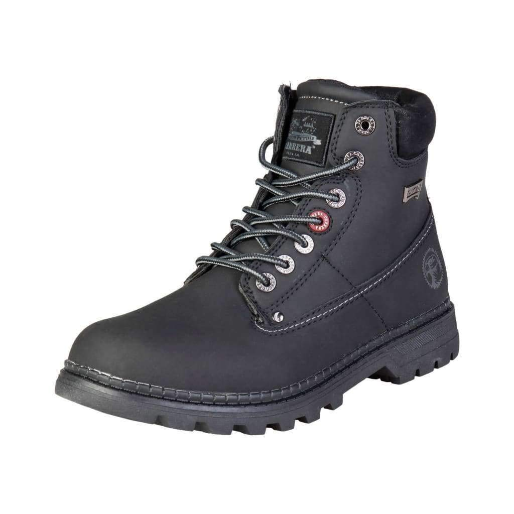 Carrera Jeans Nevada Men Black Ankle Boots