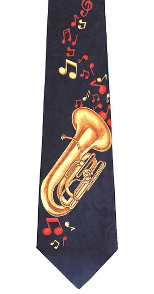 Baritone Horn or Tuba Tie Music Treasures Co