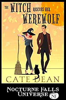 Witch Rescues Her Werewolf Nocturne ebook product image