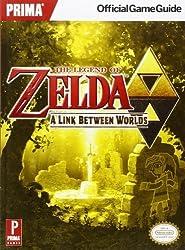 The Legend of Zelda: A Link Between Worlds: Prima Official Game Guide (Prima Official Game Guides) by Stratton, Stephen, Van Grier, Cory (2013) Paperback