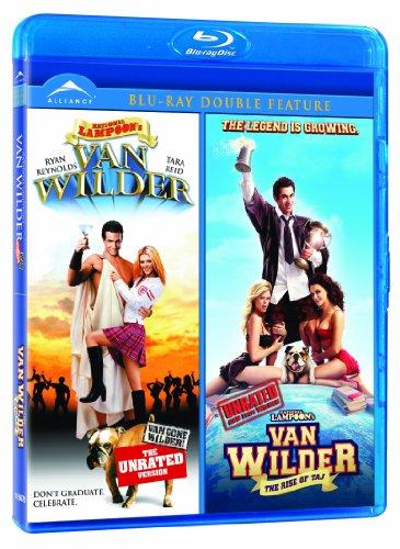 Van Wilder / Van Wilder Rise of Taj Double Feature UNRATED [Blu-Ray]