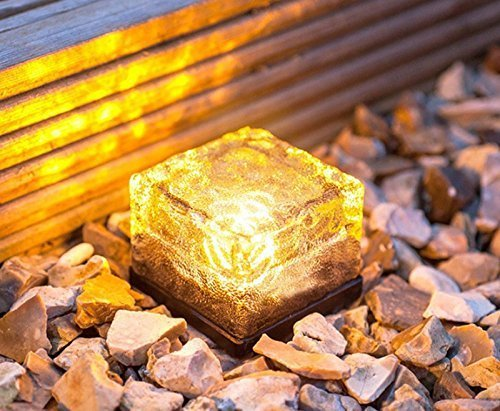 Led Lights In Pavers - 2
