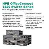 HPE OfficeConnect 1820 26-Port Gig Smart