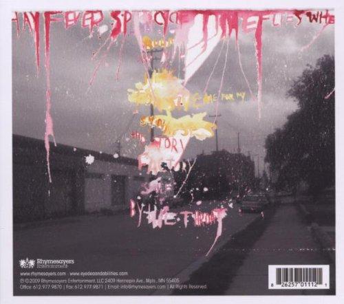 eyedea by the throat album