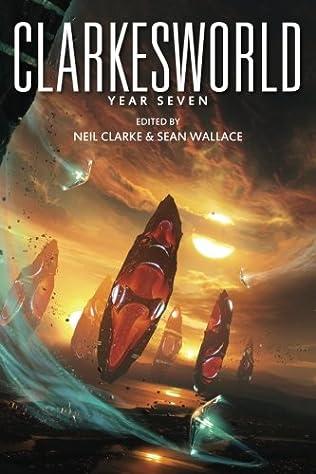 book cover of Clarkesworld: Year Seven