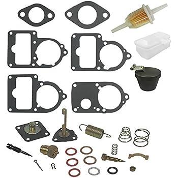 RADKE SERVICES VW Solex 28 Thru 34 Pict 3 Complete Carburetor