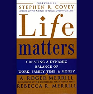 Life Matters Hörbuch