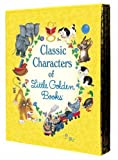 img - for Classic Characters of Little Golden Books: The Poky Little Puppy, Tootle, The Saggy Baggy Elephant, Tawny Scrawny Lion, and Scuffy the Tugboat book / textbook / text book