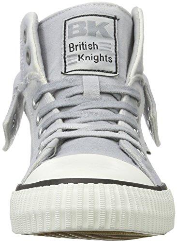 British Knights Herren ROCO High-Top Grau (Lt Grey)