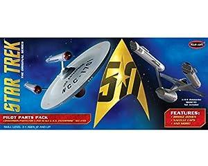 1/350 Star Trek TOS USS Enterprise Pilot Parts Pack