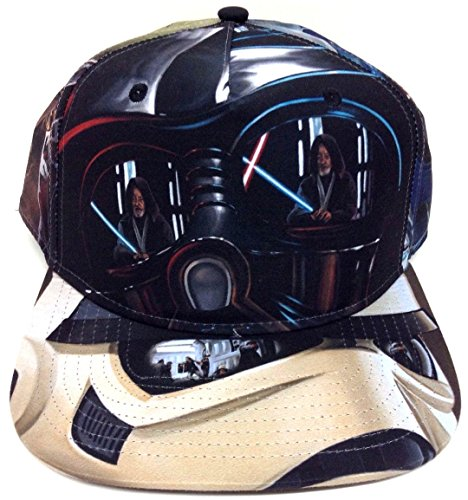 (Star Wars Sublimated All Over Print Snapback)