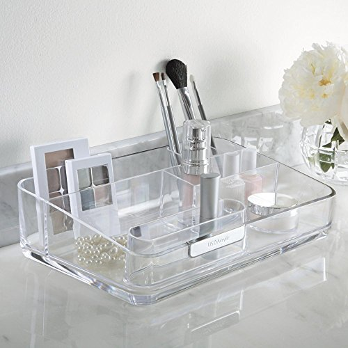 US Acrylic Organizer Compartment Collection