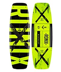 """Unlike nearly every other wakeboard out there, the District will adapt to your style of riding. The second generation District is a legendary all-purpose shape that will be a hit with all the riders on your boat. """"The thing i like about the D..."""