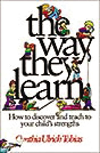 The Way They Learn cover