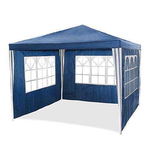 HG Waterproof Club Gazebo Tent Garden Camping Beach Beach Tent 3x4m....