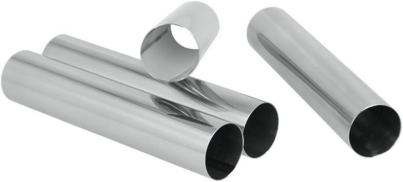 Metaltex 252344 Schillerlocken-Formen 4-er Set