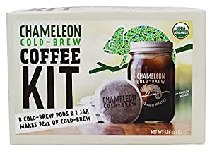 Amazon.com: Chameleon Cold-Brew - Organic Cold Brew Coffee ...