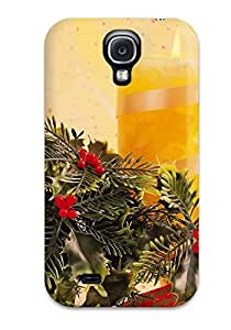 Kimberly M Taylor WJKRoCh1098XcZKN Case Cover Galaxy S4 Protective Case Holiday Christmas