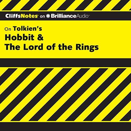 The Hobbit & The Lord of the Rings: CliffsNotes Audiobook [Free Download by Trial] thumbnail