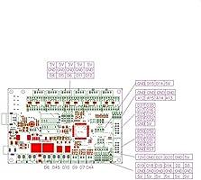 ANYCUBIC Kossel//i3 Mega//Mega S//Chiron Printer TriGorilla Integrated Motherboard