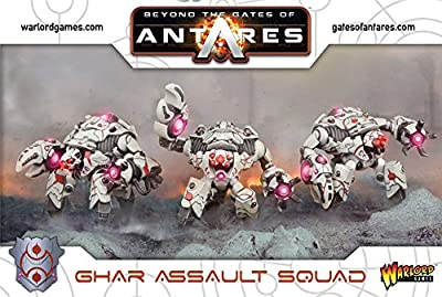 Beyond The Gates Of Antares, Ghar Assault Squad by Warlord Games
