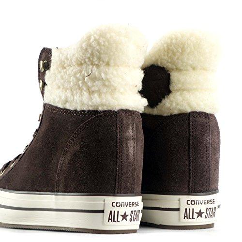 Braun Taylor Chuck Star Sneaker All Damen Converse 5YH06