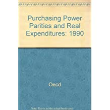 Purchasing Power Parities and Real Expenditures: Eks Results, 1990