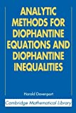 img - for Analytic Methods for Diophantine Equations and Diophantine Inequalities (Cambridge Mathematical Library) book / textbook / text book