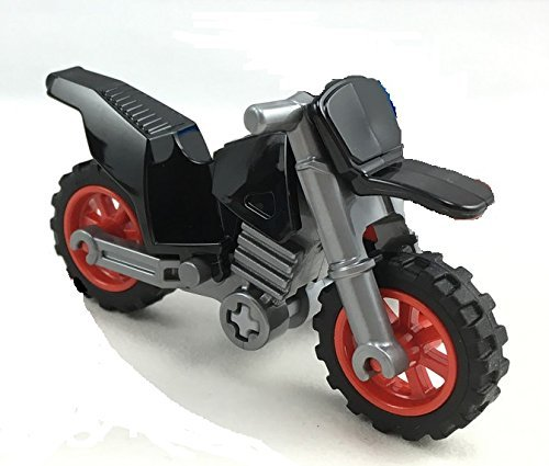LEGO Captain America Motorcycle Black