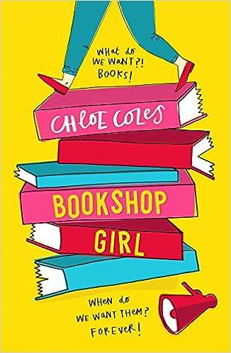 Bookshop Girl de Chloe Coles 51yu7fCnhEL._SX324_BO1,204,203,200_