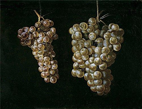 canvas-prints-of-oil-painting-fernandez-el-labrador-juan-bodegon-con-dos-racimos-de-uvas-segundo-ter