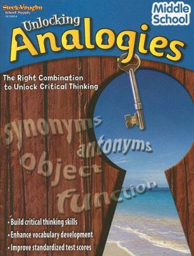 Unlocking Analogies: Reproducible Middle School PDF