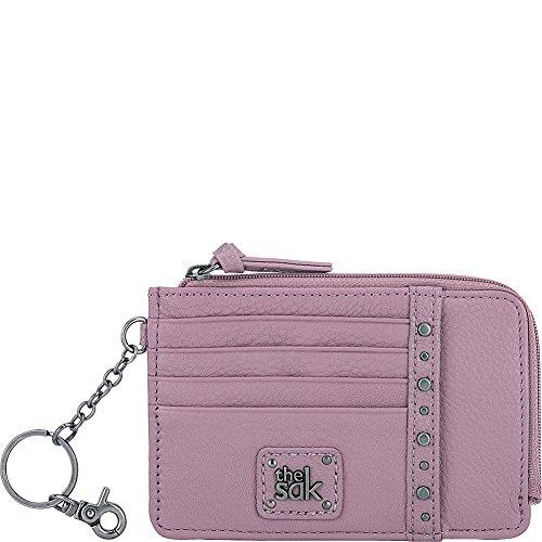 Apparel Mauve (The Sak Iris Card Wallet (Mauve Studs))