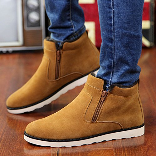 e08943ba0 Snow Boots for Men and Women,Gracosy Korean Style Warm Casual Shoes ...