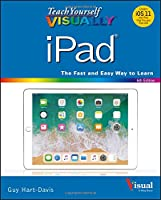 Teach Yourself VISUALLY iPad, 6th Edition Front Cover